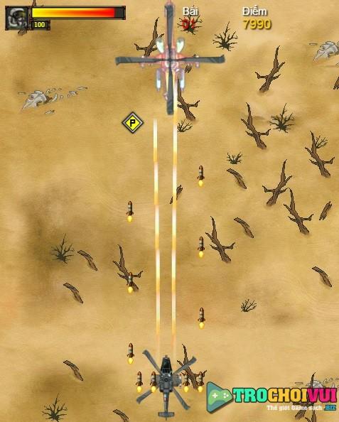 game Air strike online pc