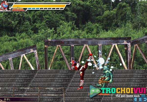 game Anh hung trai dat armor hero