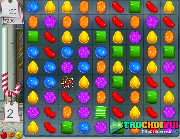 game Candy crush hinh 3