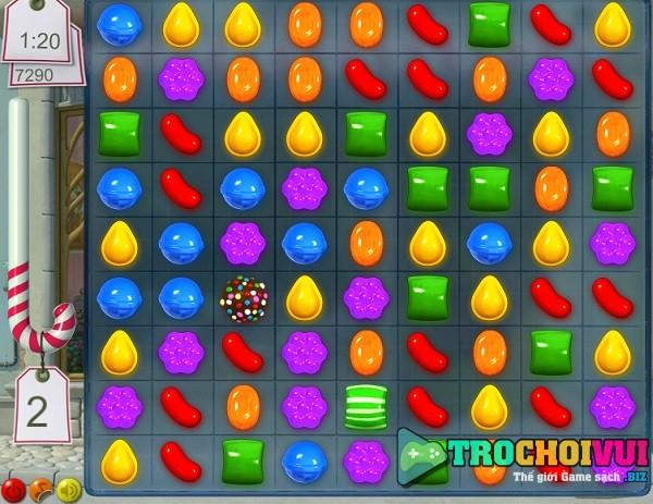 game Candy crush hinh 3