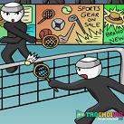 Cầu lông siêu hạng