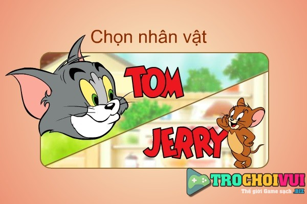 game Cuoc chien Tom va Jerry hinh anh 1