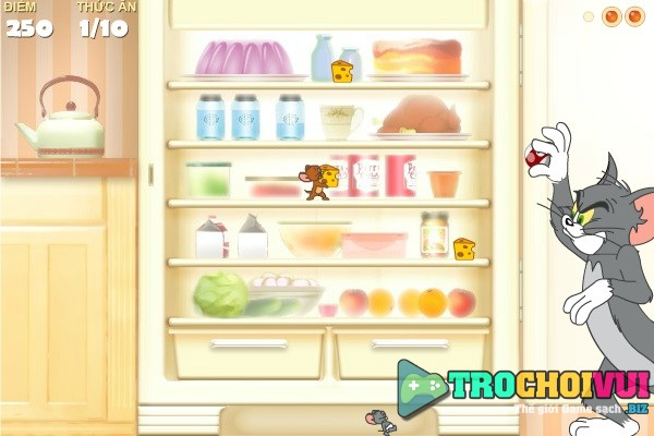 game Cuoc chien Tom va Jerry hinh anh 3