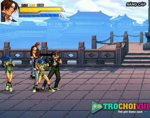 game Danh nhau duong pho tren vui game 24h y8