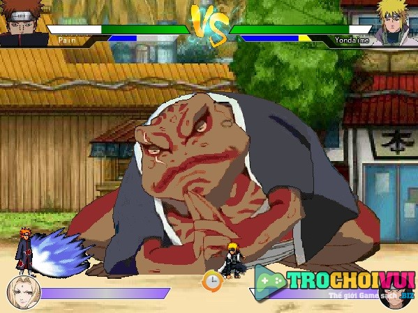 game Naruto dai chien hai tac 3.0