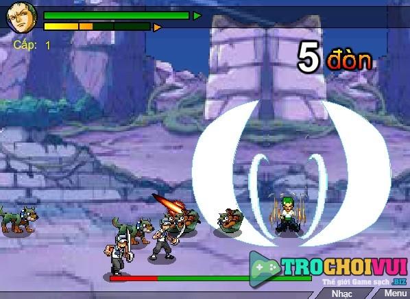 game Sieu anh hung dai chien 2