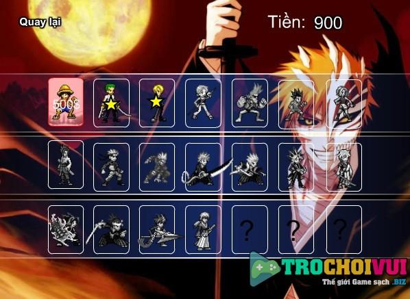 game Sieu hung dai chien sieu cap truyen tranh 2