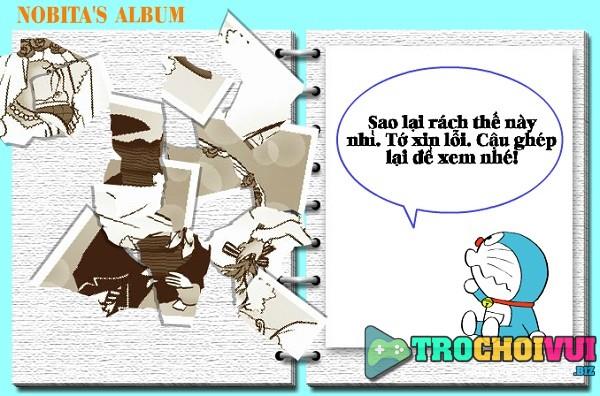 game Sinh nhat Nobita mien phi