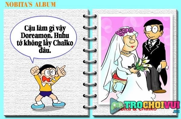 game Sinh nhat Nobita vui game 24h