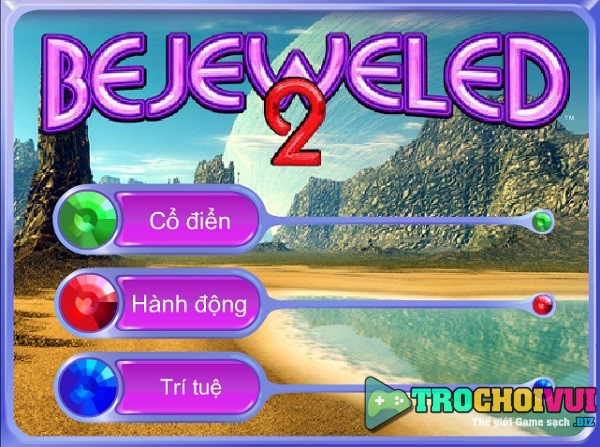game Xep kim cuong Bejeweled hinh anh 1
