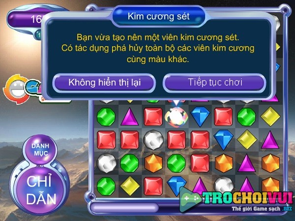 game Xep kim cuong Bejeweled hinh anh 3