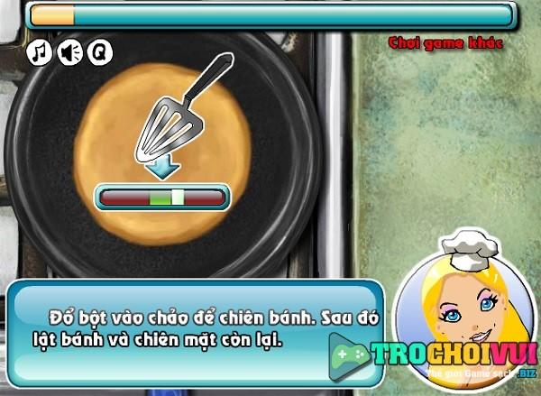 game Ban gai nau an hay nhat