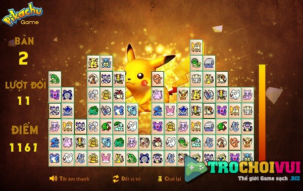 Game Pikachu moi nhat 2012 2013 2014