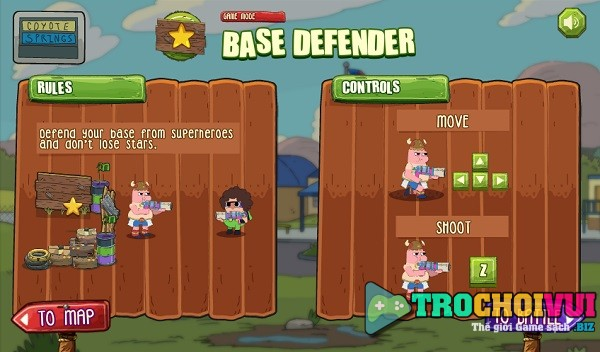 game Clarence tran chien lich su ban sung nuoc