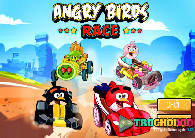 game Angry Birds Go