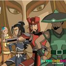 Avatar đánh nhau