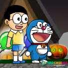 Doremon và nobita halloween