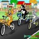 Đua xe đạp Tom và Jerry 2