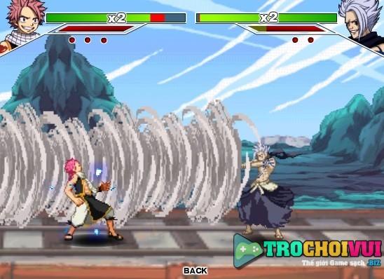 game Hoi phap su fairy tail