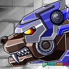 Lắp ráp robot gấu nổi giận