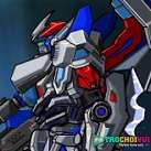 Lắp ráp robot Gundam