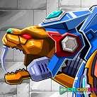 Lắp ráp robot lion king