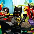 Lego batman đại chiến siêu xe