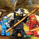 Ninjago: Ngôi làng rắn