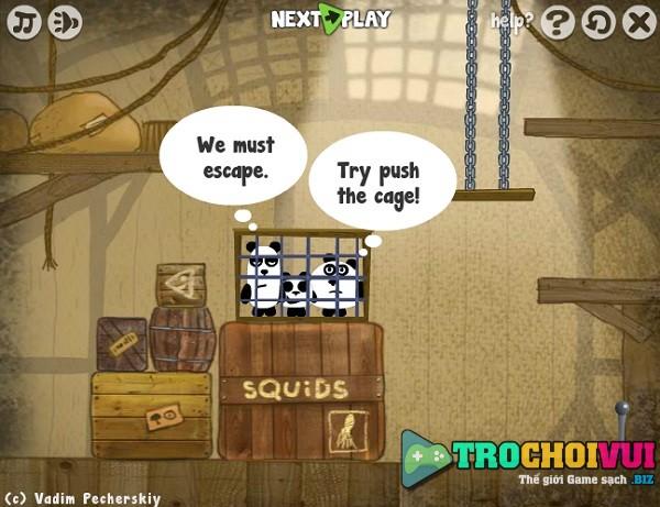 game 3 chu gau truc