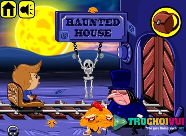 game Chu khi buon Halloween 2016 hinh anh