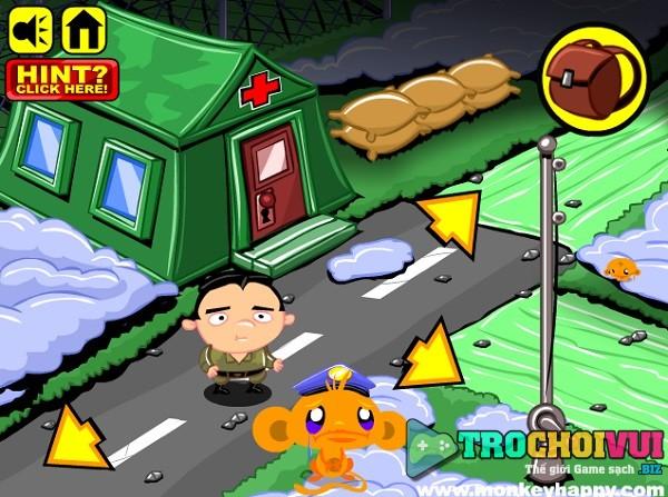 game Chu khi buon quan doi