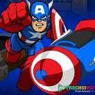 Đua xe siêu anh hùng
