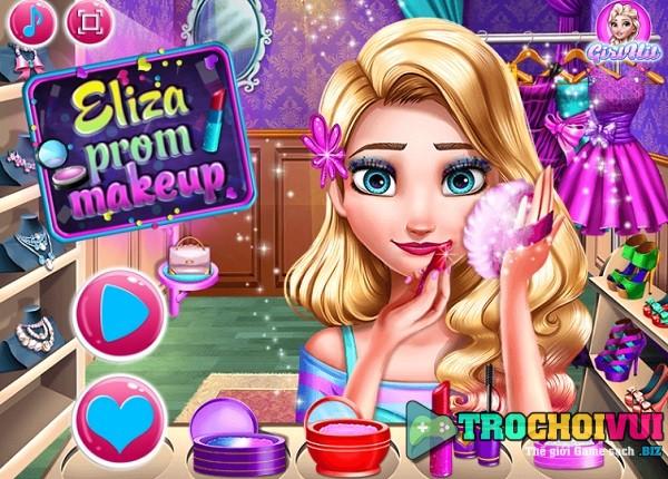 game Eliza xinh dep hinh anh