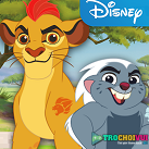Giải cứu đội vệ binh sư tử