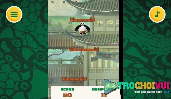 game Kungfu Panda gau truc luyen cong hinh anh