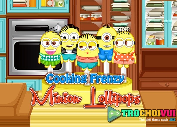 game Lam keo mut Minion mien phi