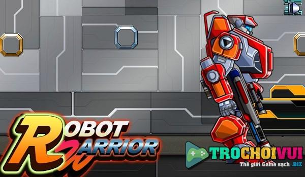 Game Lap rap robot chien dau hinh anh