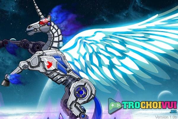 Game Lap rap robot ki lan hinh anh