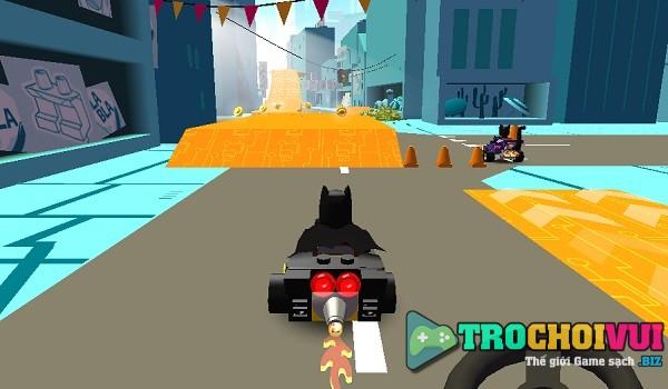 game Lego batman dai chien sieu xe hinh anh
