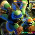 Ninja rùa đánh nhau 3D