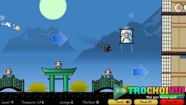 Game Ninja school hinh anh