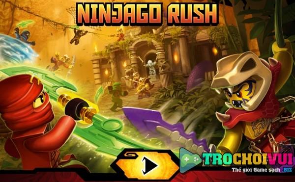 game Ninjago rush hinh anh