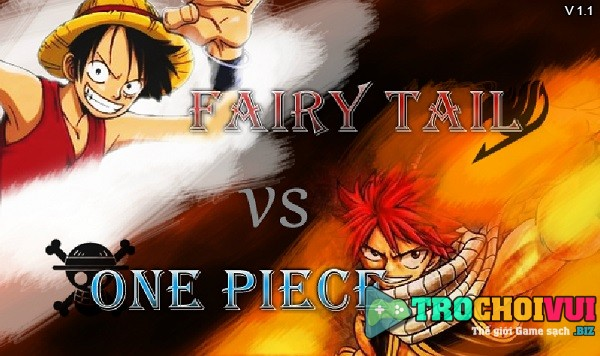 Game One piece vs fairy tail 1.1 hinh anh 1