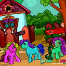 Tô màu Pony
