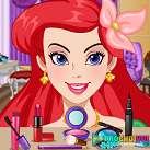 Trang điểm cho công chúa