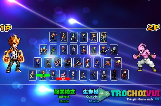 game Comic Stars Fighting 3.6 hinh anh