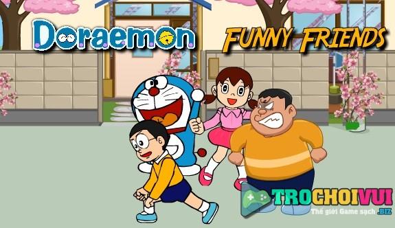 game Doremon va nhung nguoi ban hinh anh