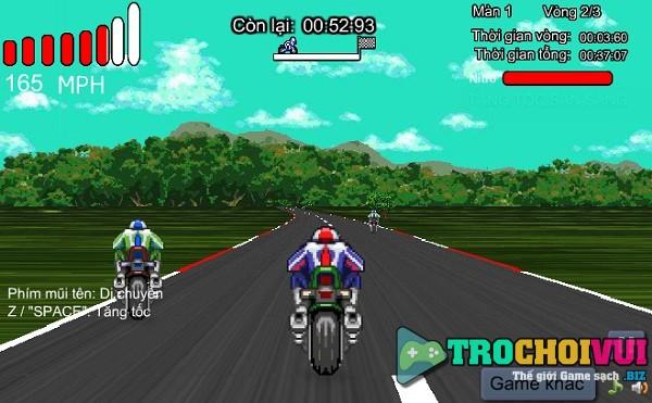 game Dua xe moto hinh anh
