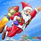 Hành trình của Santa