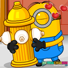 Minion thích hôn